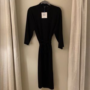 NWT Zara Perfect Bsasics Mock Turtleneck Dress